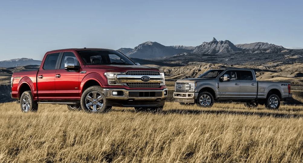Ford Truck Lineup